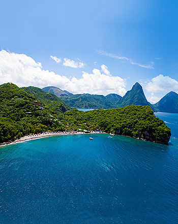 St. Lucia Vacation Giveaway Sweepstakes: Enter for a Chance to Win!