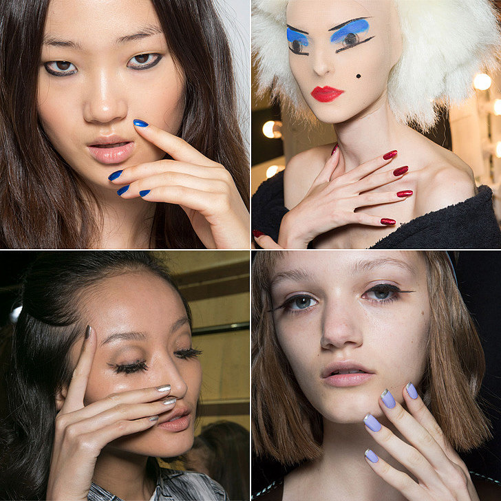 WATCH APP IS A NEEDY VIRTUAL: The Chicest Spring Nail Art Trends ...