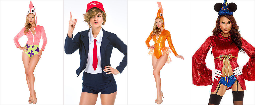2015's Sexy Halloween Costumes Will Burn Your Eyes — They're So Bizarre