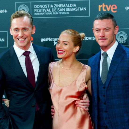 Celebrities at High Rise Premiere in Spain | Pictures