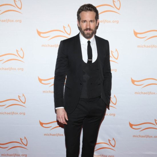 Ryan Reynolds Talks Baby James's First Fever