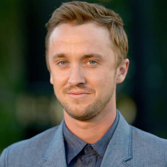 JK Rowling Wishes Tom Felton Happy Birthday 2015