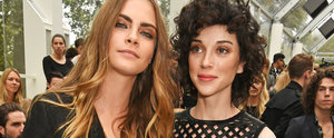 Cara Delevingne and St. Vincent Are Almost Too Beautiful to Be Together