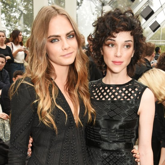 Cara Delevingne and Girlfriend Annie Clark's PDA Moments