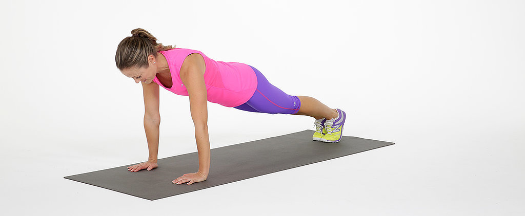 The Plank Variation That Will Whittle Your Middle
