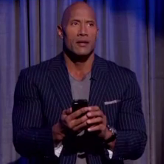 The Rock Delivered an Epic Comeback to This Mean Tweeter