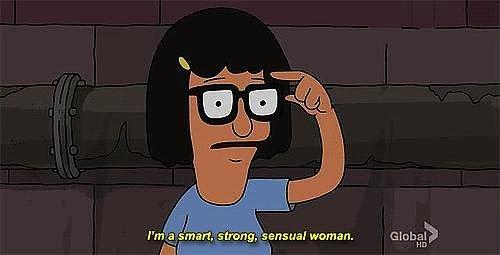 Repeat After Tina . . .