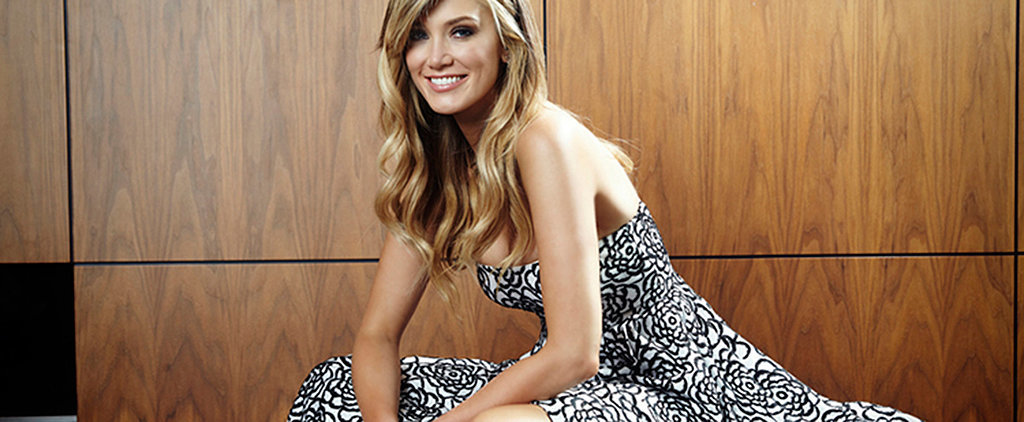 """Take Off Your Mascara, You're Going to Age So Much!"" — Delta Goodrem"