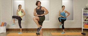 This 20-Minute Total-Body Workout Will Leave You Dripping in Sweat