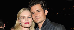 Exes Kate Bosworth and Orlando Bloom Reunite For a Friendly Night Out