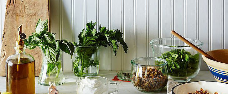 Got Wilted Herbs? Here's an Easy Solution to Fix That!