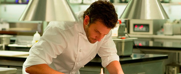 Bradley Cooper Speaks French, Is a Sexy Chef in This Burnt Exclusive