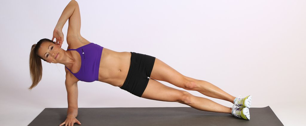 This Plank Variation Will Push Your Abs to Their Limit