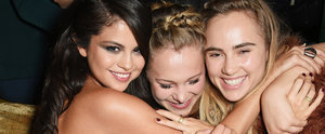 Selena Gomez Had the Loveliest Girls' Night Out With Her Friends