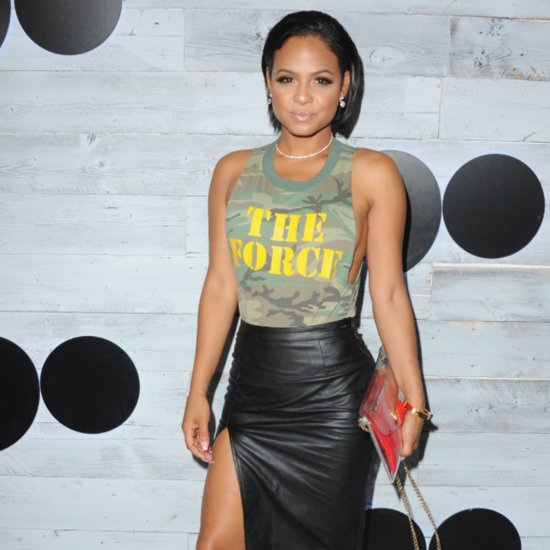 Christina Milian at Verizon's Go90 Event