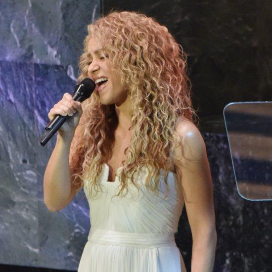 "Shakira Singing John Lennon's ""Imagine"" at UN"