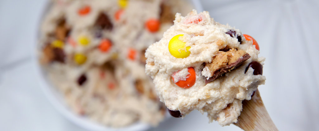 Edible Reese's Peanut Butter Cup Cookie Dough!