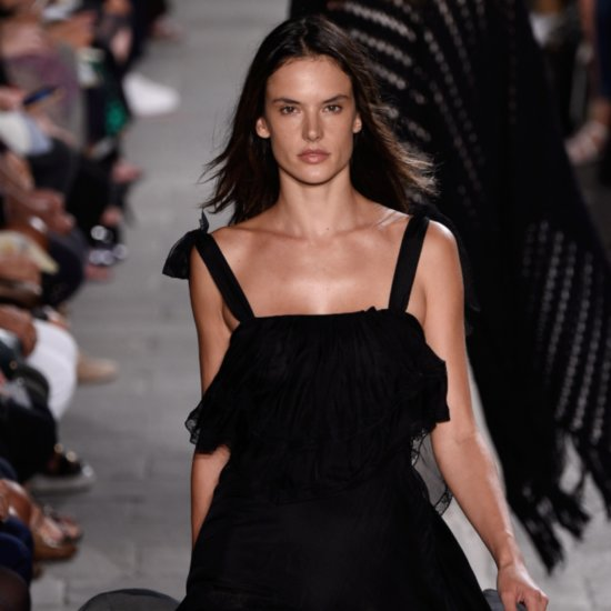 You Have to See How Gorgeous Alessandra Ambrosio Is at Milan Fashion Week