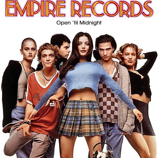 Empire Records Fun Facts