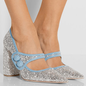 Buy Now! Heels With Personality From Miu Miu and More