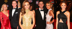Red Carpet Ready! Rachael Finch and AFL WAGs Hit the Brownlow Medal