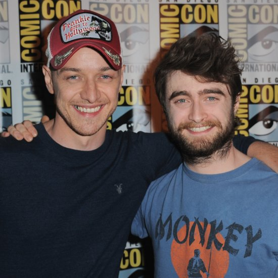 James McAvoy & Daniel Radcliffe in Victor Frankenstein Video