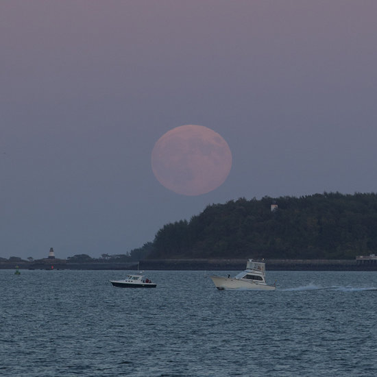 Rare Supermoon Lunar Eclipse