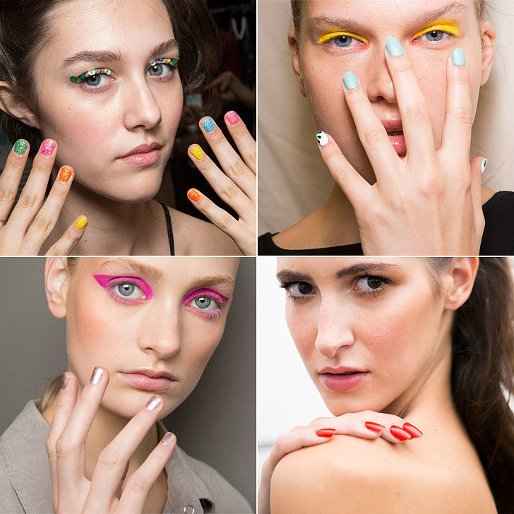 WELCOME TO THE-FVTURE : The Nail Art at Paris Fashion Week Will Have ...