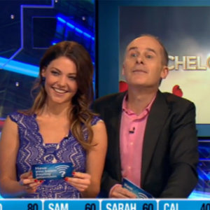 Sam Frost on Have You Been Paying Attention