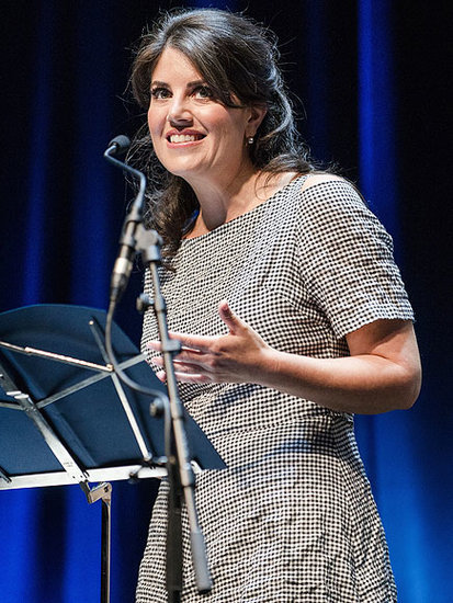 Monica Lewinsky Announces New Anti-Bully Campaign in PEOPLE - with Help from Olivia Wilde, Michael J. Fox and More