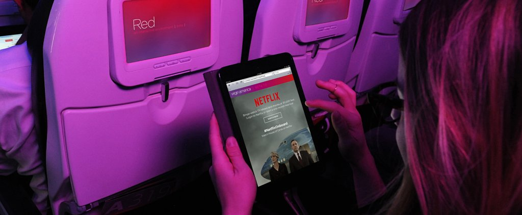 You Can Now Watch Netflix on the Plane — Find Out Which Airline Offers It!