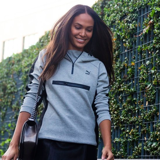 Joan Smalls's Off-Duty Style Milan Fashion Week Spring 2016