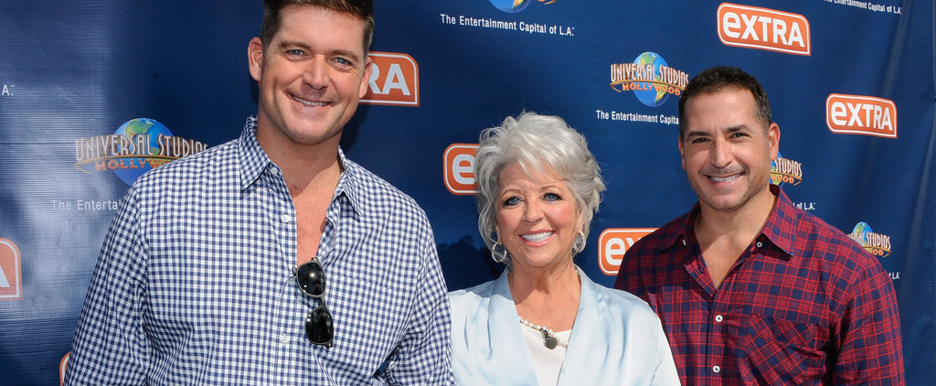 See Paula Deen as a Brunette From the '90s