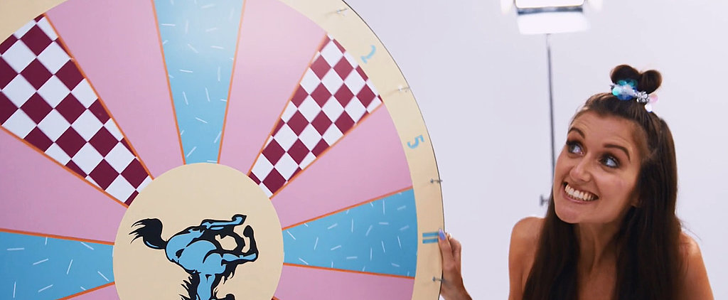 Watch: Does 2 Fashion Bloggers + 1 Giant Wheel = Perfect Race Day Style?