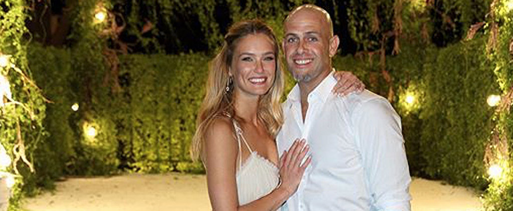 Bar Refaeli Reveals the First Photo From Her Stunning Wedding