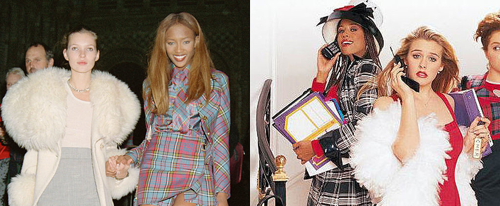 Proof That Kate Moss and Naomi Campbell Were the Original Cher and Dionne