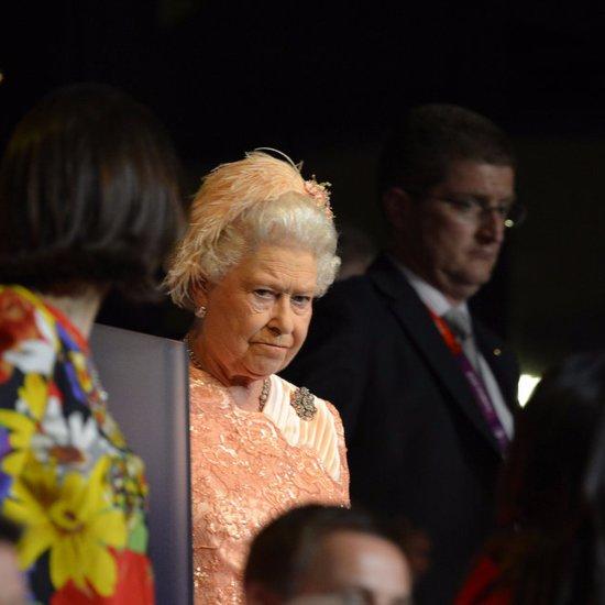 Queen Elizabeth's Funny Pictures
