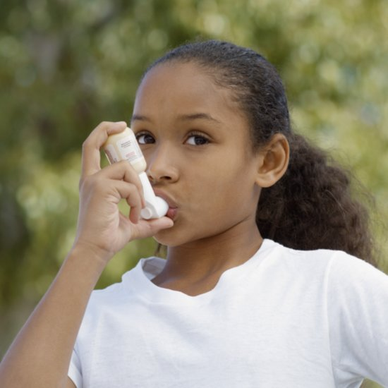 Child Not Allowed to Use Inhaler at School