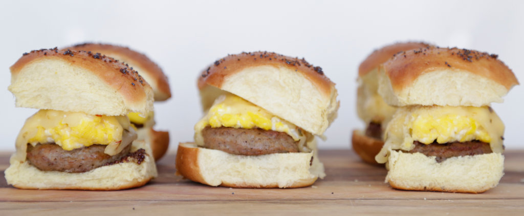 The Ultimate Breakfast Sandwich, Secret Sauce Included