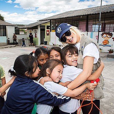 Celebrities Put Star-Power to Good Use : Charity Navigator