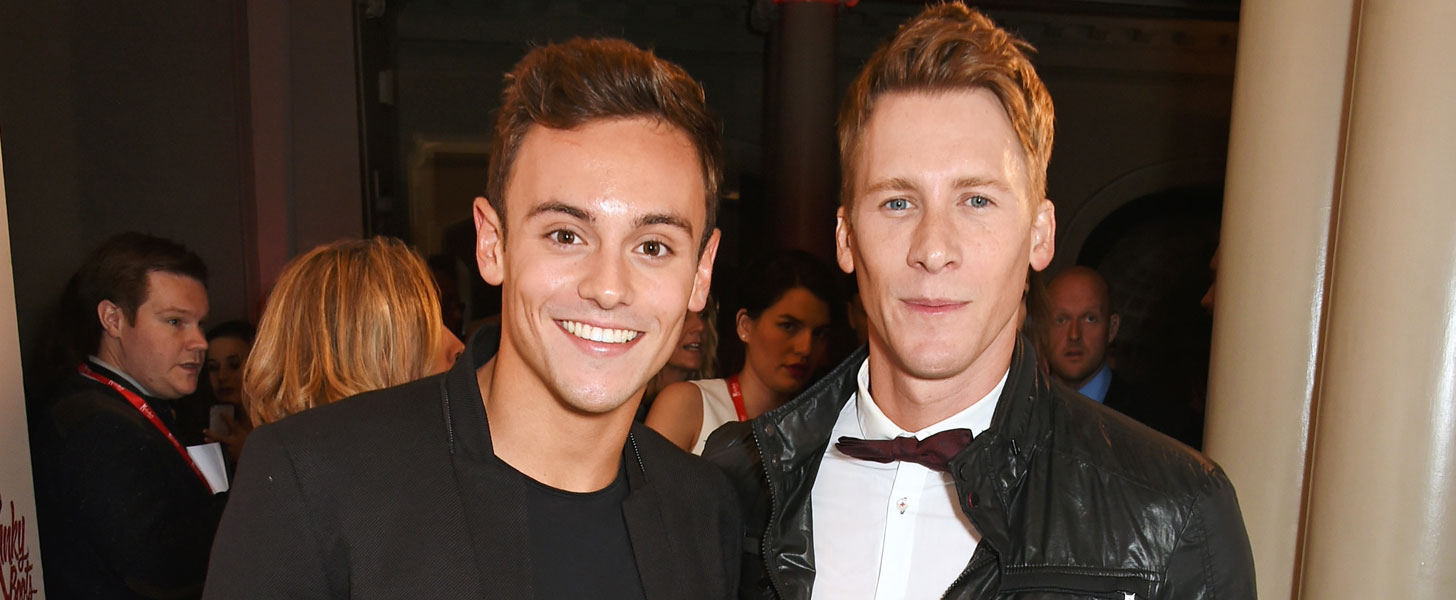 British Diver Tom Daley Is Engaged!