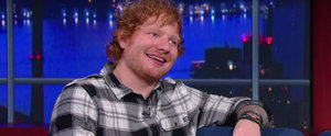 Ed Sheeran's Theory on Why He's a Musician Will Make You Laugh Out Loud