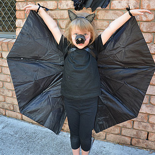 DIY Kids' Halloween Costumes From Old Clothes