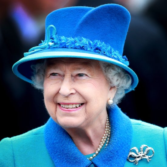 Queen Elizabeth II Carries Cash on Sundays