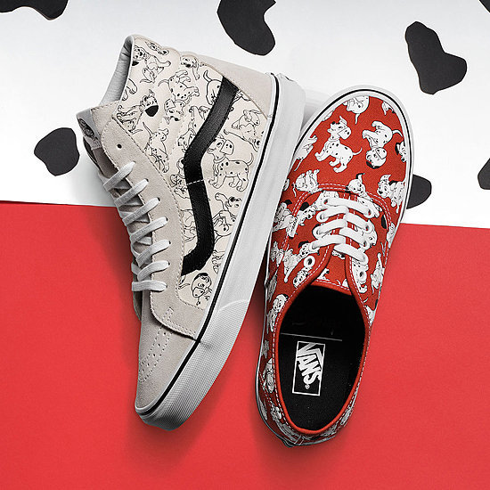 Disney Vans Sneakers Collaboration