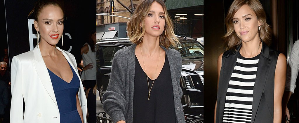 22 Times Jessica Alba Made Us Want to Copy Her Outfit