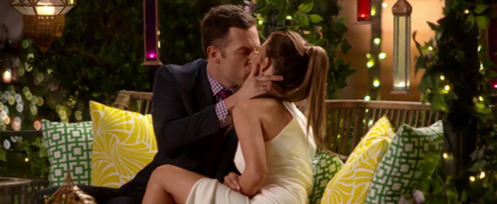 Sam and Sasha Pash! Watch the Kiss That Has Everyone Talking