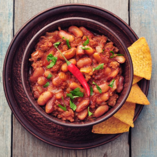 Step Up Your Chili Game With These Recipes