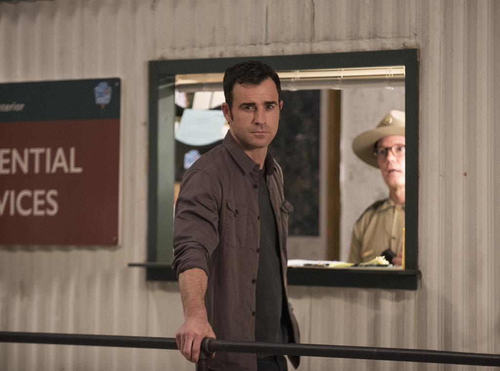 18 Reasons Justin Theroux Is the Best Part of The Leftovers
