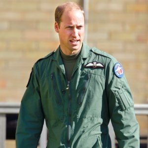 Prince William Helps Rescue Little Girl in Car Crash